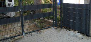 Sichtschutzzäune aus Metall - Ampanel.de