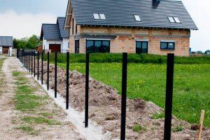 Preis der Gartenzaunmontage - Ampanel.de