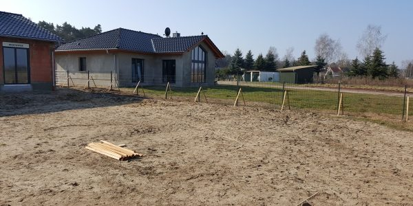 Doppelstabmattenzaun einbauen Kosten - Ampanel.de
