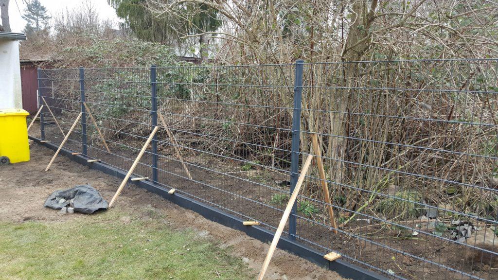 Einen Zaun wählen und sparen - Ampanel.de
