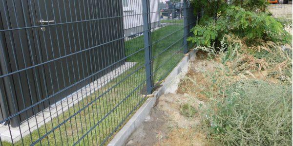 Zaun für Vorgarten - Ampanel.de