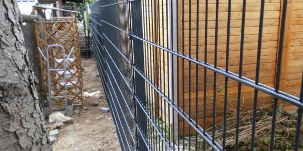 Preiswert Zaun für neues Haus - Ampanel.de