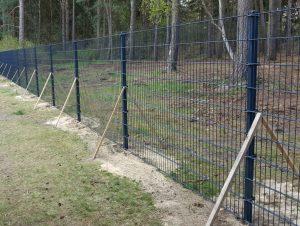 Günstig Gartenzaun aus Metall aus Polen - Ampanel.de