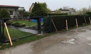 Zäune und Tore aus Doppelstabmatten - Ampanel.de