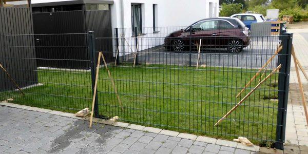 Alternative zum Holzzaun - Ampanel.de