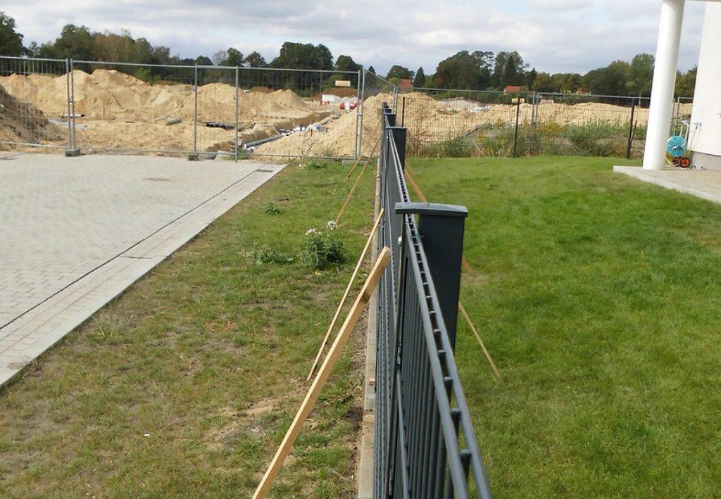 Zaun gegen Wildschweine - Ampanel.de