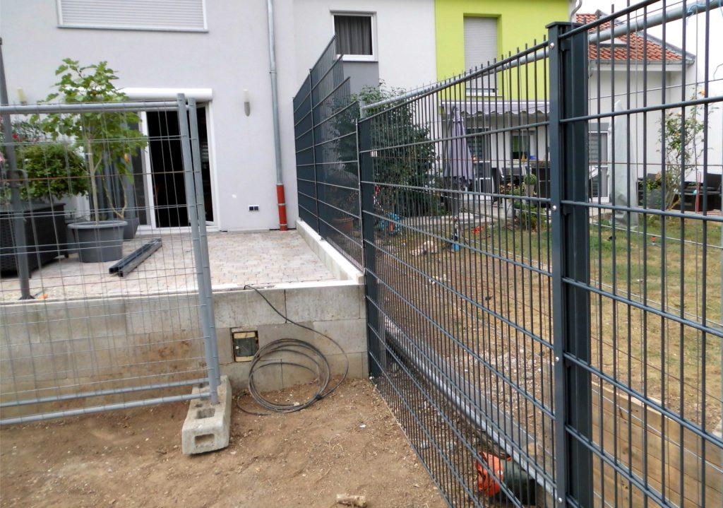 Doppelstabmatten Verbinder - Ampanel.de