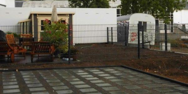 Zaun Ideen für den Garten - Ampanel.de