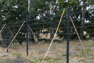 Zaun ohne Stress bestellen - Ampanel.de