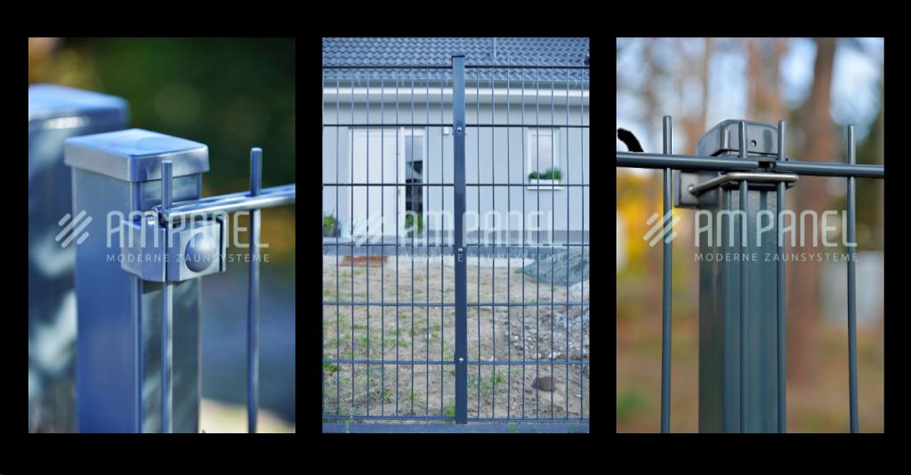 Bildgalerie der Zäune - Ampanel.de