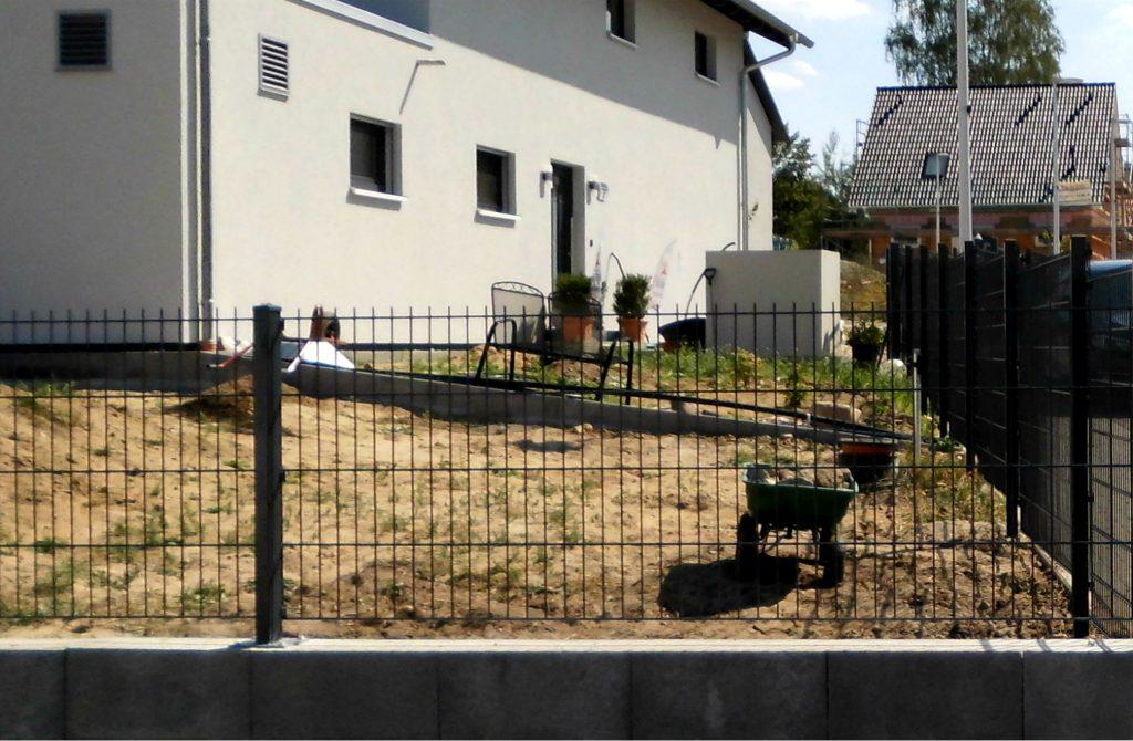 Wann einen Doppelstabmattenzaun setzen? - Ampanel.de