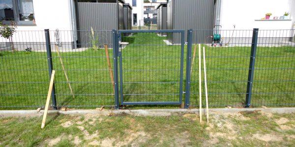 Grundstück Zaun kaufen - Ampanel.de