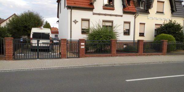 Kreative Zaungestaltung - Ampanel.de