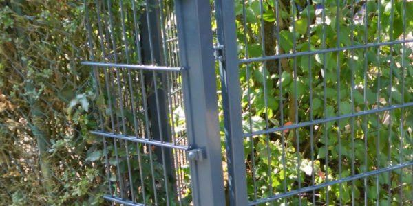 Fertige Zaunelemente - Ampanel.de