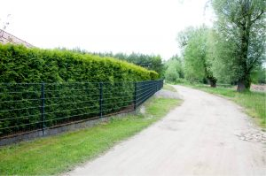 Preiswerte Gartenzäune - Ampanel.de
