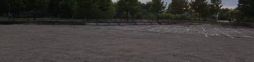 Doppelstabmattenzaun Set 50m - Ampanel.de
